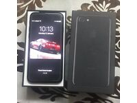 iPhone 7 128gb Jet Black Boxed For Sale Open To All Networks