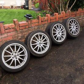 Mercedes C Class w202 Alloy Wheels