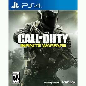 Call of duty - infinite warfare ps4