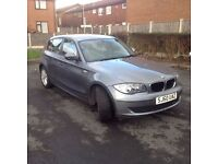 """BMW 116D 2.0L Immaculate Condition LONG MOT FULL SERVICE """"£30 ROAD TAX"""""""