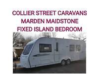 2010 coachman laser Island bedroom twinaxle stunning caravan Maidstone Kent