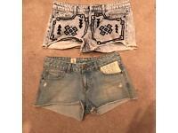 Shorts x2