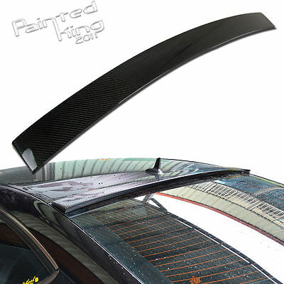 Stock in LA !Carbon Mercedes Benz C207 E-Class Coupe OE Window Roof Spoiler 16