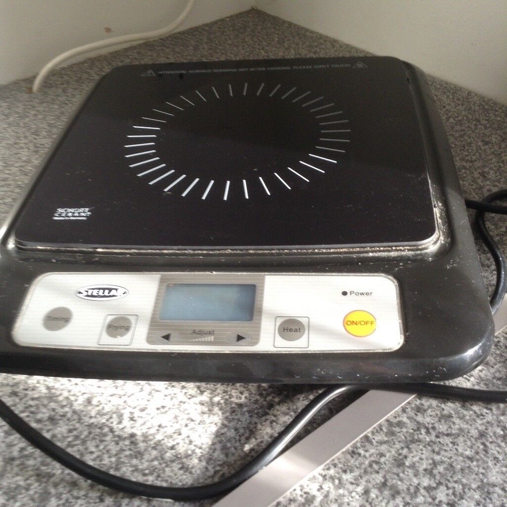 Stella Electric induction plate 1 ring Excellent condition