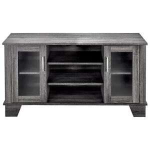 "Insignia NS-HWG4817GRY-C TV Stand for TVs Up To 50"" - Light Grey (New other)"