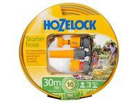 Brand new Hozelock starter hose. 30m.
