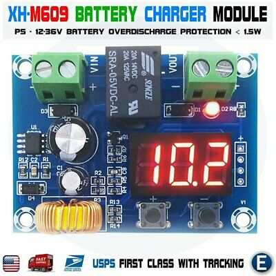 Xh-m609 12-36v Battery Low Voltage Disconnect Protection Module Dc Output Led Us