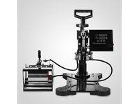 Heat printing machine digital control