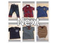 Boys 3-6 month old clothes - bundle