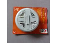 New Battery Operated Smoke Alarm