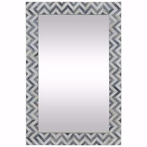 Decor Rectangular Mirror Mosaic List $502 Now Only $140 HUGE SALE