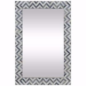 Decor Rectangular Mirror Mosaic List $502 Now Only $140 HUGE SALE