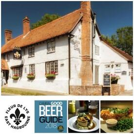 Chef wanted to join team in busy village pub Oxfordshire