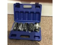 Brand new us pro hub socket set