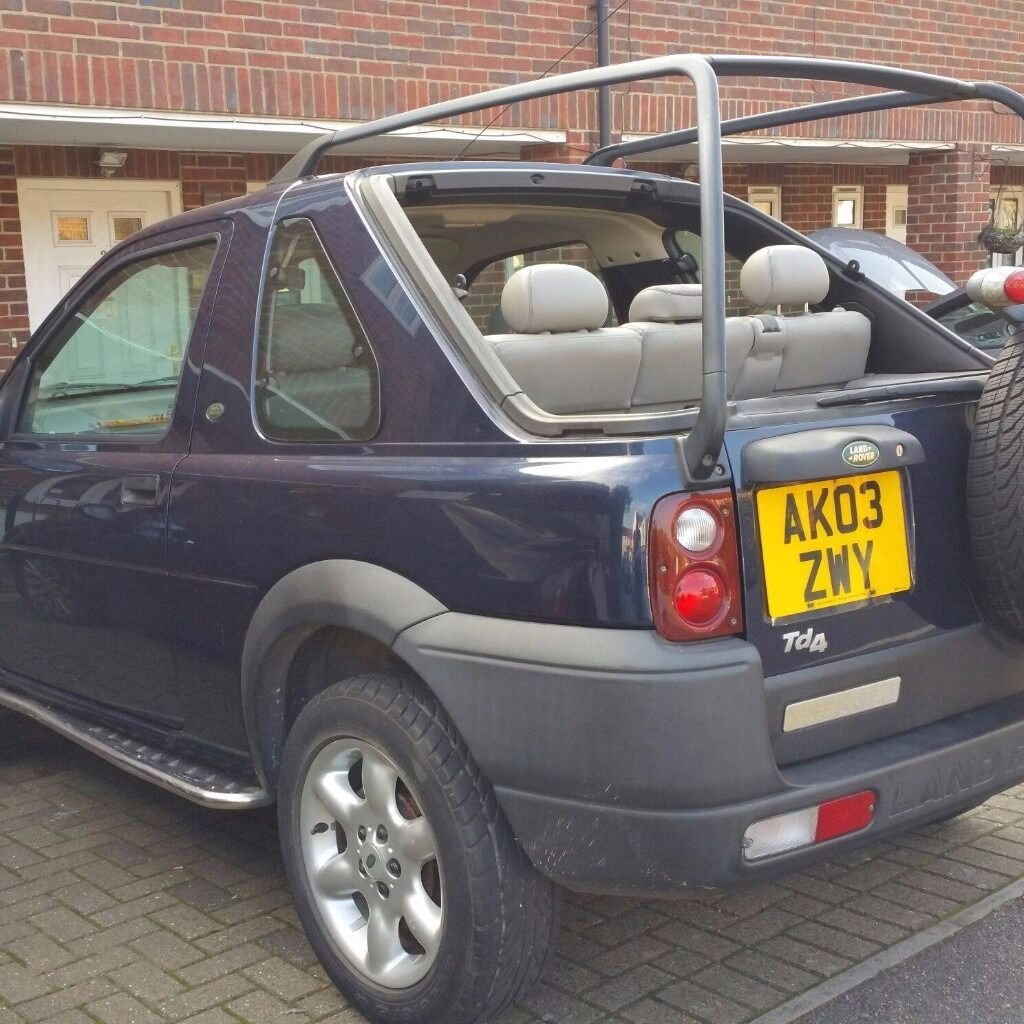 land rover freelander 2003 2 0 td4 kalahari hard top 3dr in slough berkshire gumtree. Black Bedroom Furniture Sets. Home Design Ideas