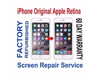 Apple iPhone Original Retina Display LCD/digi Refurbish Repair Service. Trade enquirers welcome