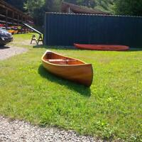 Langford Cedarstrip Canoe for sale