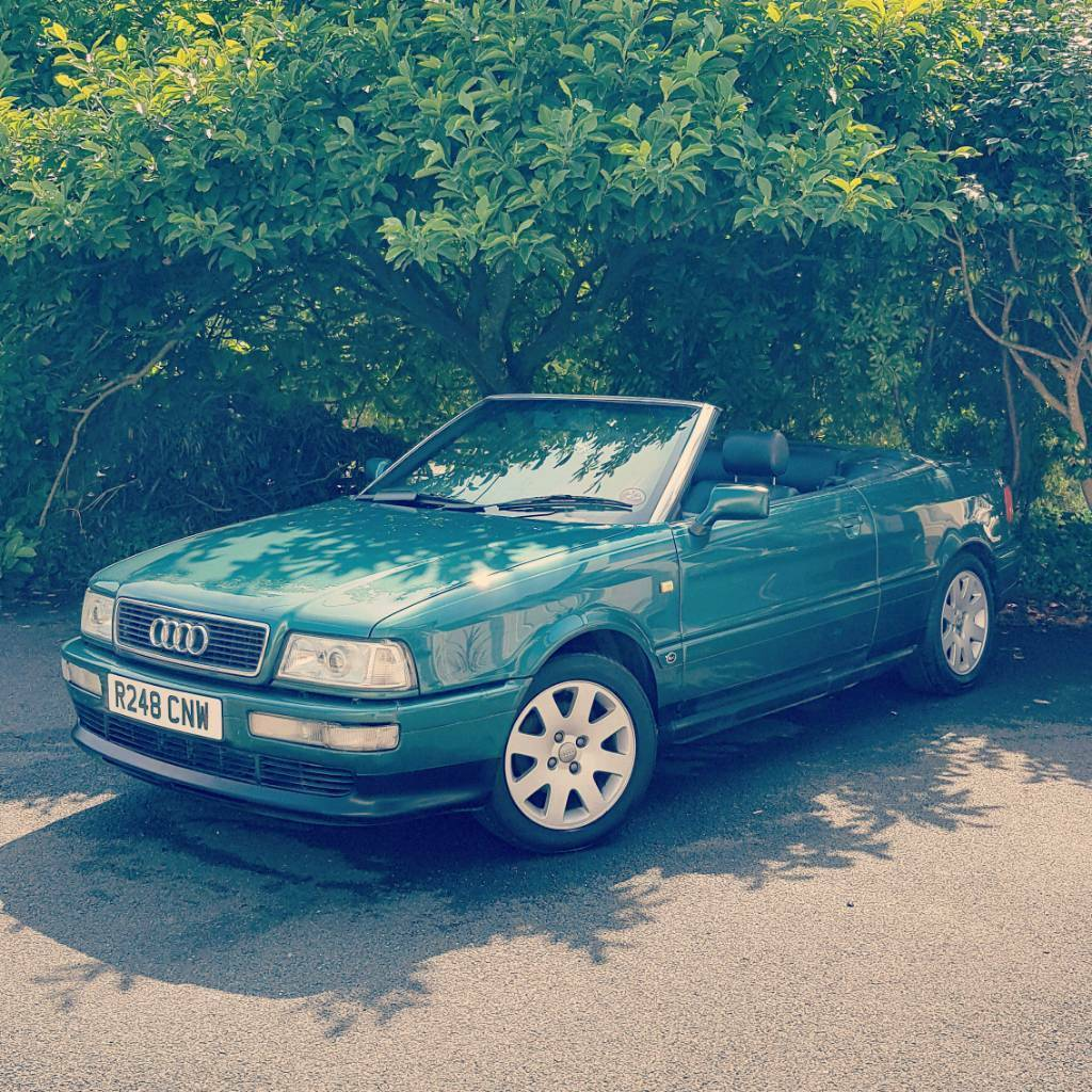 Nice Audi Convertible For Sale In St Austell Cornwall Gumtree - Audi convertible for sale