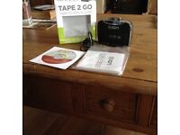 Cassette Tape to MP3 Convertor: Ion Tape2Go