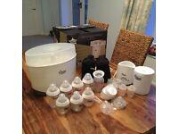 Tommie Tippee electric steriliser starter kit