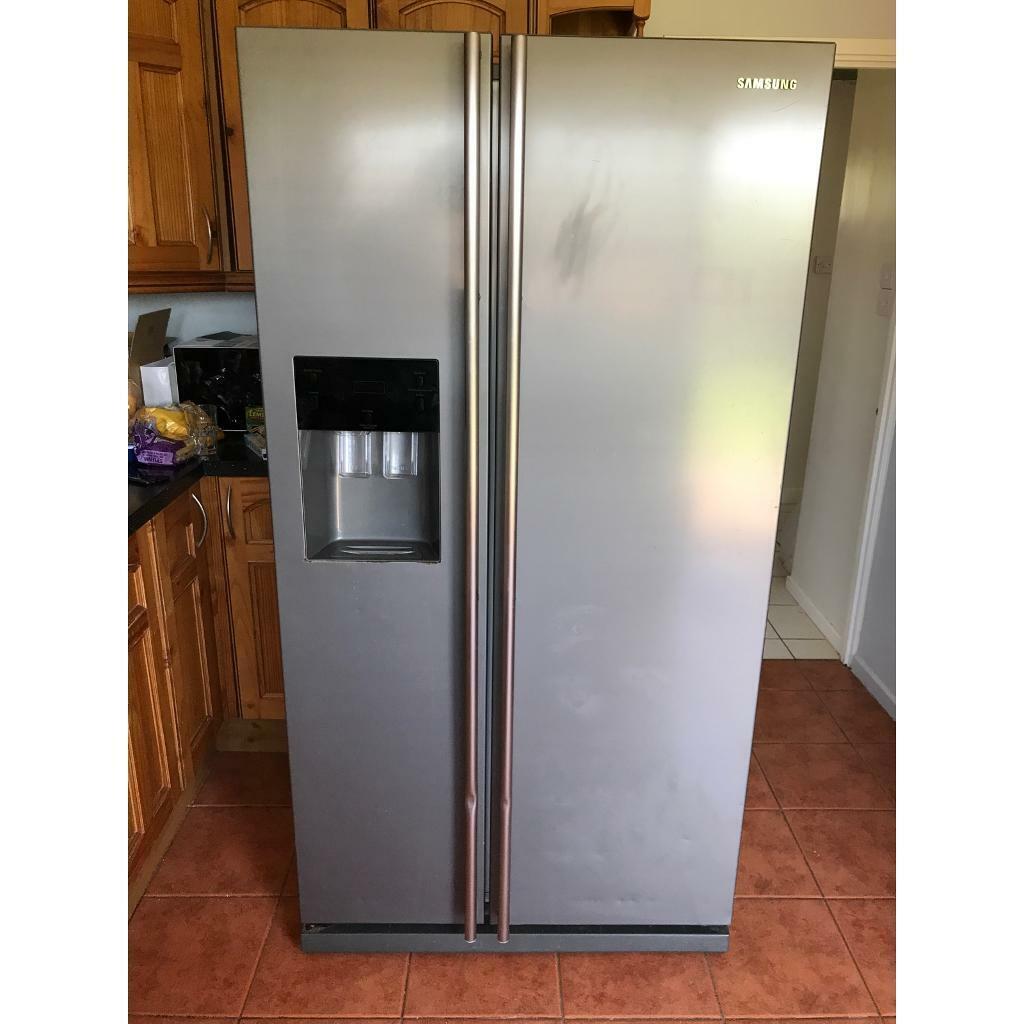 Samsung american fridge freezer – faulty