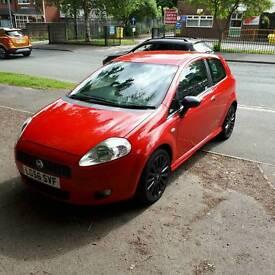 Fiat punto sporting 1.4 16v 56