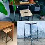 Good Stuff Factory – handmade Belgian Bar stools - op maat