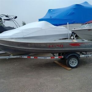 2004 Lund Boat Co A14