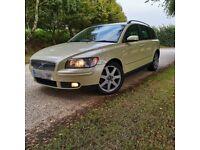 Volvo, V50, Estate, 2005, Manual, 2435 (cc), 5 doors