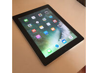 Apple iPad 2 (Black Edition) - HUGE 64GB - JUST £125 - Excellent Used Condition - Try Before You Buy