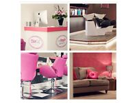 Hairdressing chair & beauty room rental