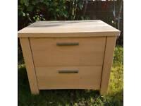 Barker & Stonehouse Bedside Cabinet