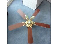 Conservatory fan as new