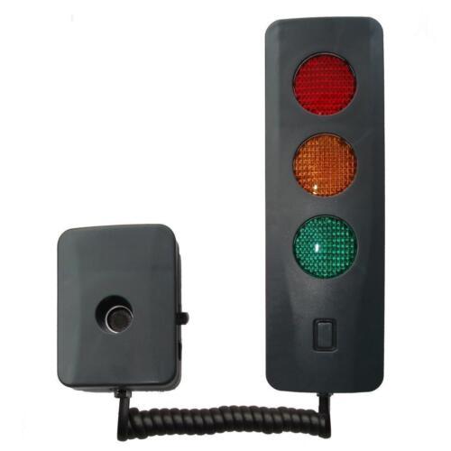 Home Garage Safe-Light Parking System Assist Distance Stop-Aid Guide Sensor