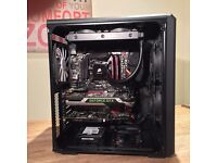 Corsair Carbide Series Air 540 Gaming PC
