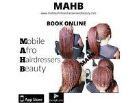 Home service Box braids, braids, senegalese twist, braidinghair, Afro hair, Anywhere in UK