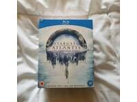 Stargate Atlantis Bluray complete boxset .