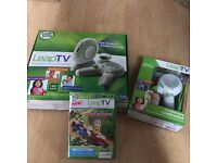 Leap frog leap tv gaming