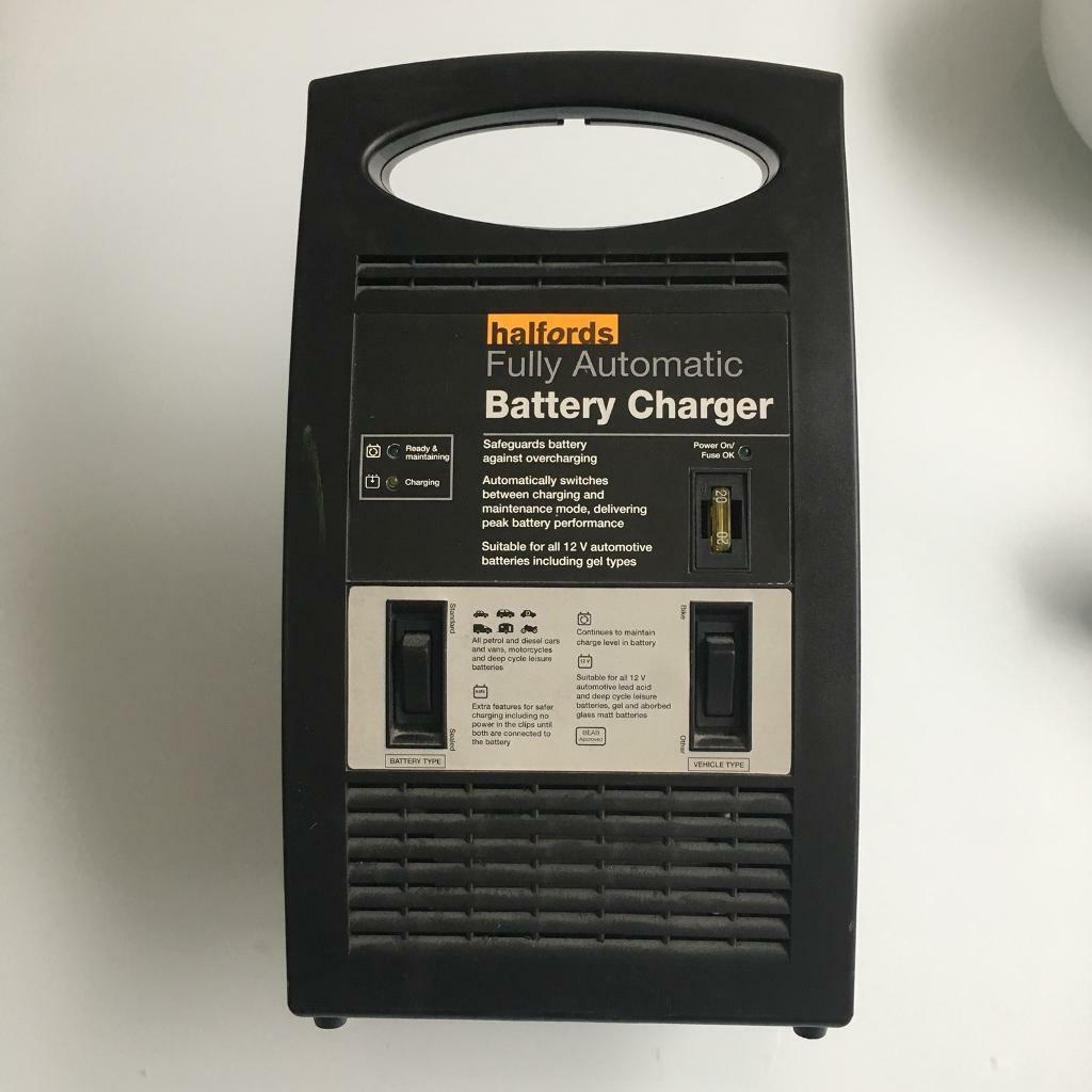 Car Battery Chargers Halfords Ireland Induced Info