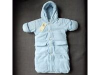 Ralph Lauren Baby Unisex Snowsuit 3M