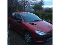 Peugeot 1.4 petrol. 3 door £600 ono