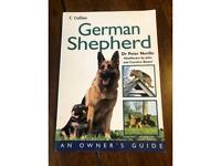 German shepherd book