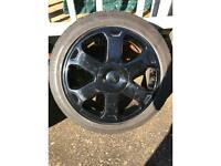 """Genuine S3 Audi Ronal Wheels 5x100 17"""""""