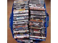 DVD Job Lot Bundle Around 130 Titles Movies + Box Sets JOBLOT02