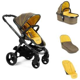 Icandy Peach pushchair 3 and carry cot