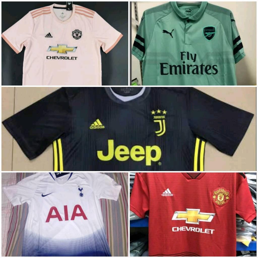 e0085a973f Football shirts 2018-19 season new with tags Man u