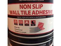 Non Slip Tile Adhesive Tub 14kg