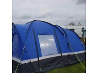 Hi gear voyager 6 tent and equipment