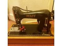 PFAFF Vintage sewing machine