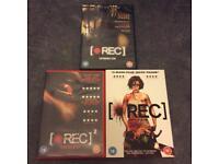Rec Trilogy 1-3